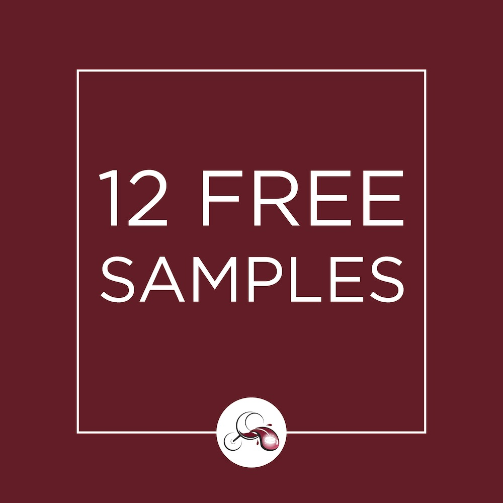 FREE SAMPLE • See how Wine Nots work with a free 12 pack!